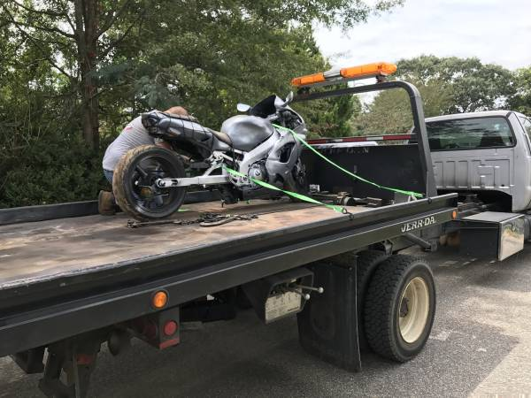 Motorcycle Chase Initiated In Headland - Picked Up By Troopers - Ended Up Off Dale County Road 10