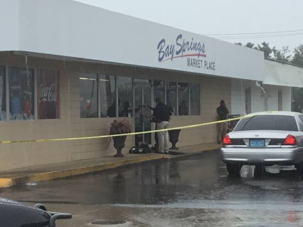 UPDATED at 3:47 PM... Armed Robbery in Bay Spring