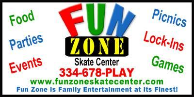 Fun Zone - Labor Day Lock In - Sunday, September 3rd!!