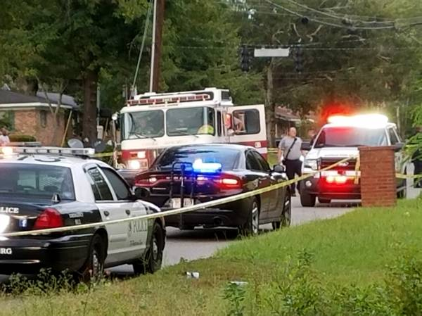 UPDATED at 6:08  PM...Another Shooting in Dothan