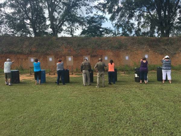 Defensive Firearms Training  (Trinity Defense LLC