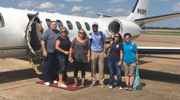 Six RN's From Flowers Hospital Heading to Florida to Help with Relief Efforts