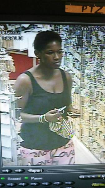 Help Identify This Woman
