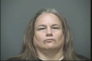 Woman Arrested for Theft of Property