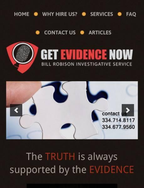 Bill Robison Investigative Service