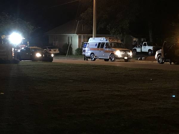 UPDATED @ 9:24 PM.  9:12 PM.  Edged Weapon Assault Reported - Washington and Appletree Street Dothan