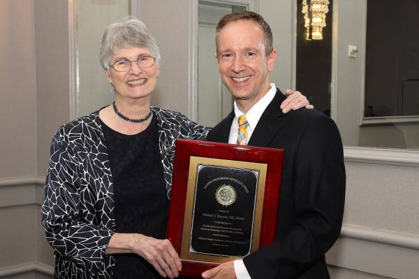 Ramsey Receives Advocacy Award