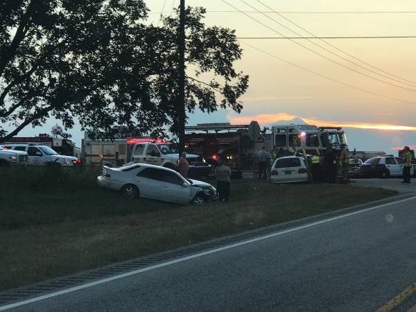 Dale County Crash Near Airport Sends Four To Hospital