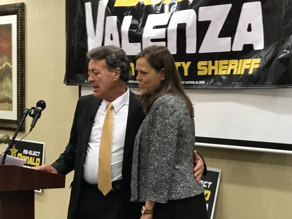 Serving 38 Consecutive Years With Houston County Sheriff Department, 3 As Sheriff, Donald Valenza Announces Re-Election Bid