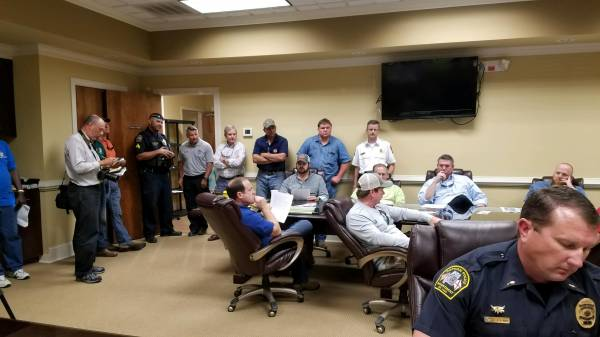Safety and Security Briefing - National Peanut Festival