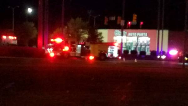 10:30 PM... Motor Vehicle Accident at West Main and Woodburn
