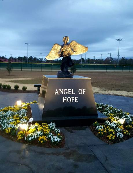 Second Annual Candlelight Vigil To Be Held At The Angel Of Hope Statue ( Westgate Park )