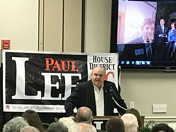 Paul Lee Announces His Bid For Re-Election As District 86 Alabama State Representative