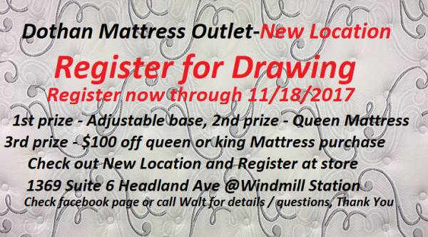 Last Chance to Register for Drawing