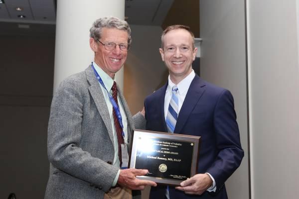 Ramsey Receives Community Pediatrician Award