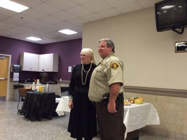 Lt. Randy (Deputy Randy) Anderson Retires