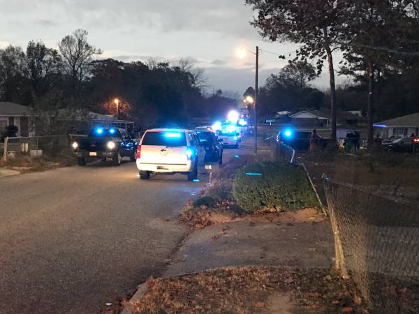 UPDATED at 6:28 PM.   Shooting In Kinsey