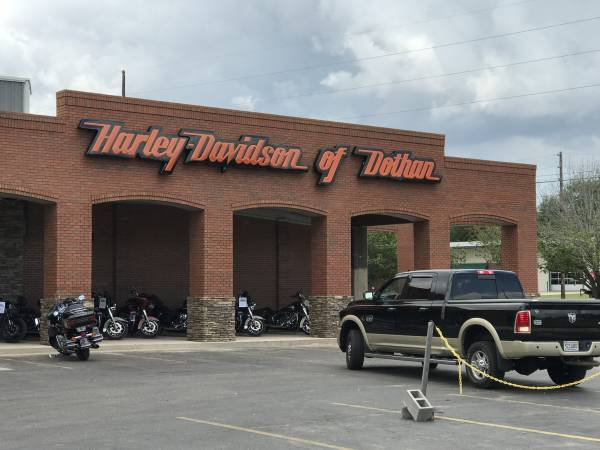Harley Davidson of Dothan Making Christmas Wishes Come True