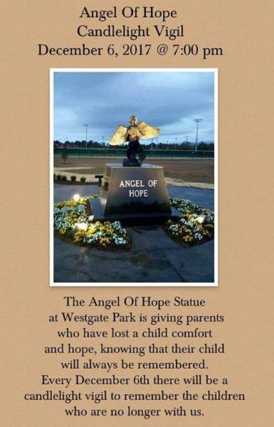 Join Us Tonight for Wiregrass Angel of Hope