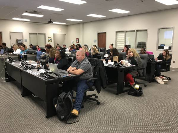NENA Training Hosted By Dothan Police and Dothan - Houston County Emergency Management