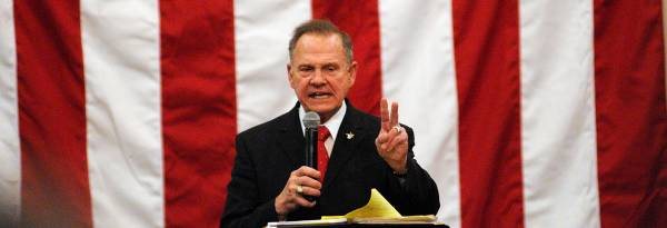 Roy Moore Say's He Will Let Process Play Out Before Conceding The Election