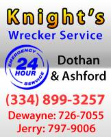 Happy New Year from Knight's Wrecker