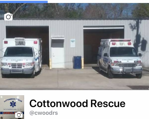 Cottonwood Rescue In Business