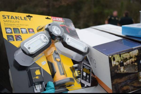 PORCH PIRATES ARRESTED AFTER STEALING PACKAGES