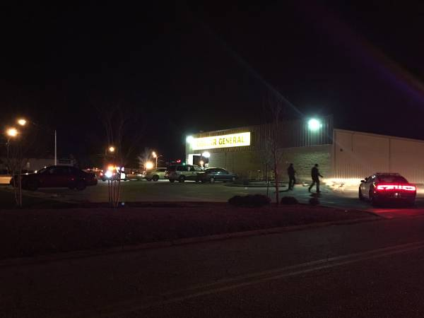 UPDATE at 8:00 PM... Armed Robbery at the Dollar General at Bell and Montgomery Hwy