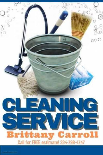 Need a Cleaning Serivce? Give them a Call...