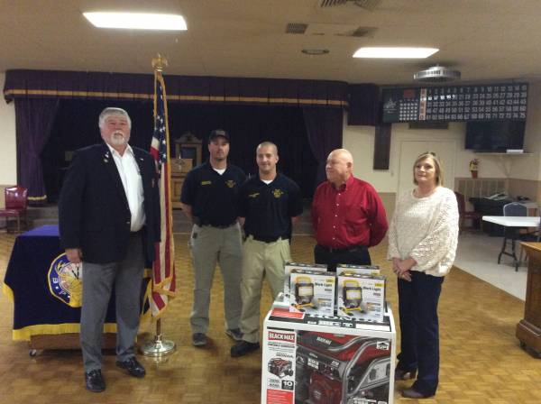 Dothan Elks Lodge Helps Two Local Communities