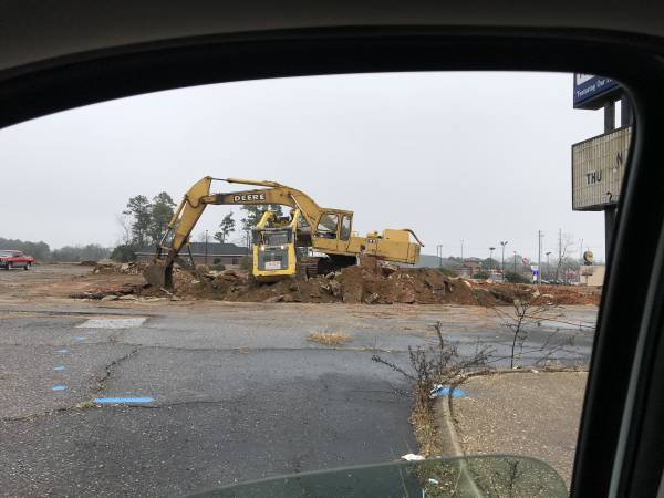 Dothan ICON Restaurant Gone