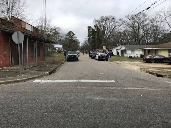 10:23 AM   Dothan Responds To Williams Avenue