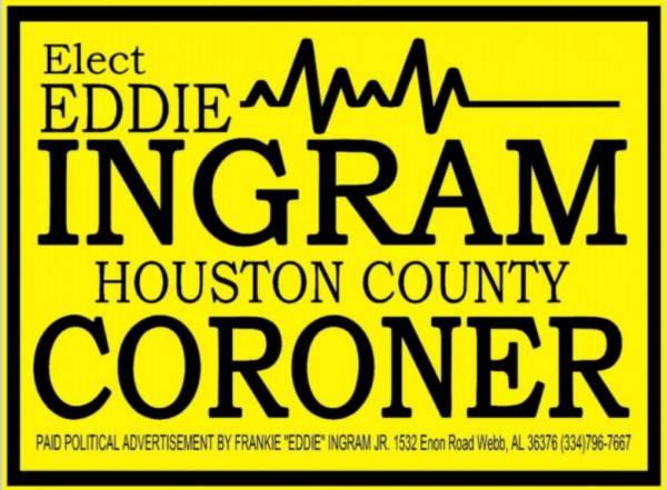 Coroner Candidate: