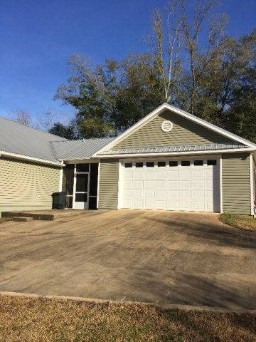 HOME FOR SALE ON LAKE EUFAULA- $299,900