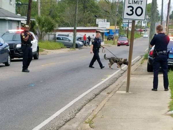 UPDATED at 11:09 AM  Dothan Police Officer - Subject Attempted To Run Over Him