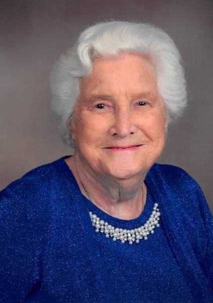 Peggy Ann Hornsby