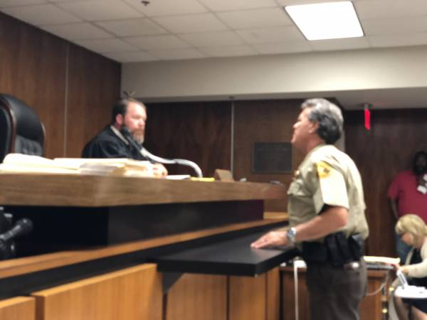 Preliminary Hearing Of Kenny Glasgow