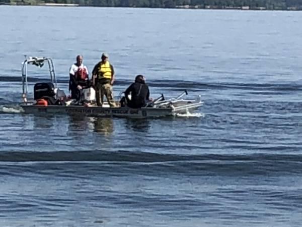 UPDATED @ 6:52 PM. SUNDAY.  Thomas Mill Creek - Three Men Missing - One Body Found - SATURDAY NIGHT UPDATE