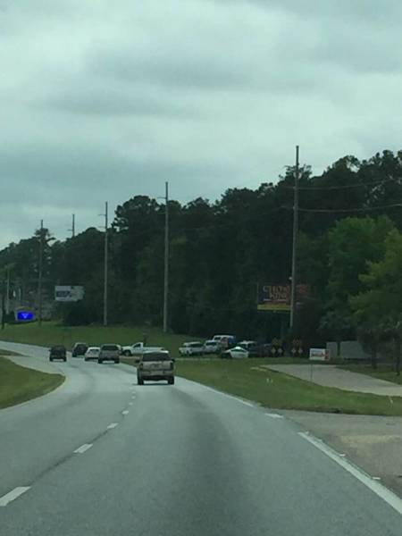 Afternoon Chase By Sheriff Department - Follow Up To Dothan Chase Earlier