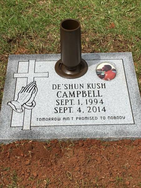 Remembering De' Shun Campbell