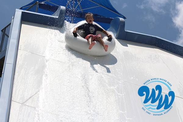 Water World's DISCOUNT Season Passes are now on sale!