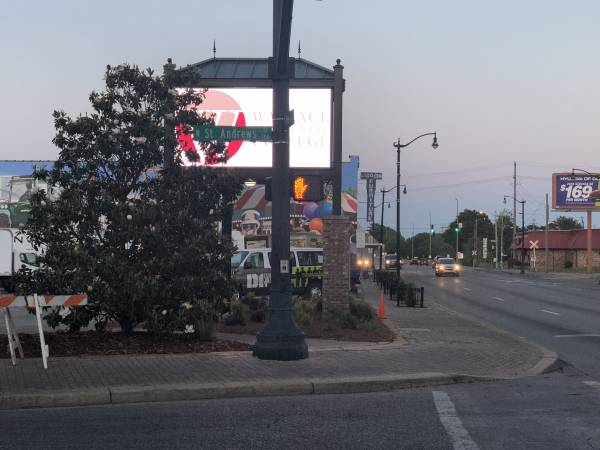 CONGRATULATIONS On New Sign For Downtown Dothan