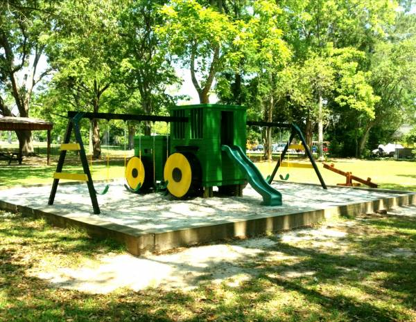 The City of Cottonwood has a New Playground