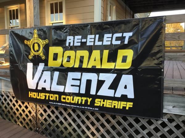 The Houston County Sheriff Race