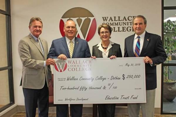 Local Legislators Secure $250,000 For Wallace-Dothan