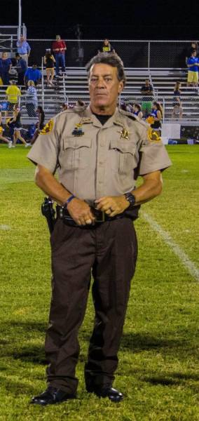 Resume of Houston County Sheriff Donald Valenza