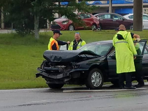 UPDATED at 9:54 AM Serious Critical Injury Wreck