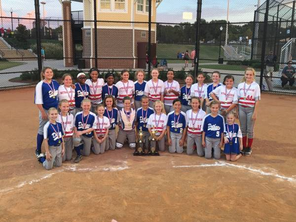 Dothan National All Star softball team finished 2nd in the district tournament