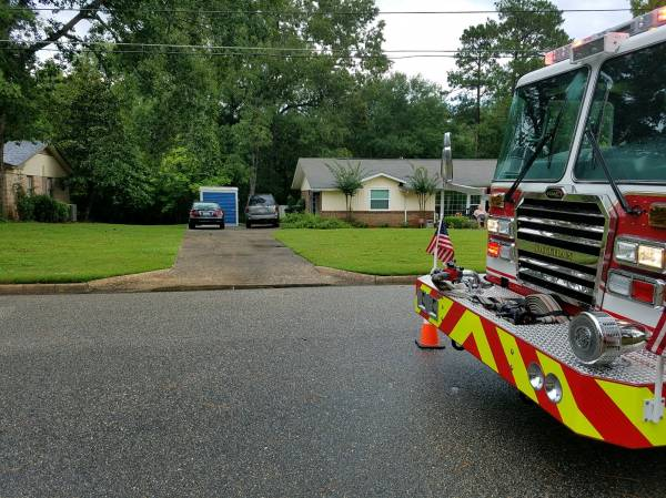 UPDATED @ 2:57 PM   2:37 PM  Montcliff Road Structure Fire - Resident UNABLE To Self Evacuate